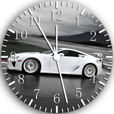 Lexus LFA Frameless Borderless Wall Clock Nice For Gifts or Decor W80