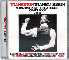 UNCUT 2010-07 -  TransitionTransmission 14 Tracks from New Heroes of Art Rock
