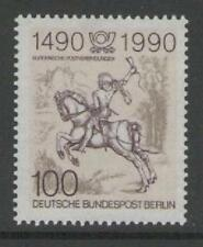 GERMANY SGB839 1990 500th ANNIV OF REGULAR EUROPEAN POSTAL SERVICES MNH