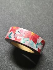 Floral Washi Tape New
