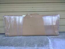 """NEW PELLA 6000C 36"""" W x 93"""" H STORM DOOR w/ Full-View Glass & Screen (Bronze)"""