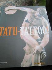 Tatu-Tattoo | Livre sur le tatouage,| en parfait état