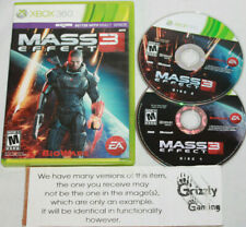 USED Mass Effect 3 Microsoft Xbox 360 -Canadian Seller-
