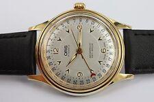 Oris Big Pointer date reloj/watch caballeros/Gents cal. 302 ref. 302-7376 Big CASE