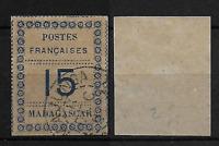 Madagascar - Col Française - 15..Oblitéré - C/70.eu - TB/USED - R.12.000.ex