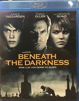 Beneath the Darkness (Blu-ray Disc, 2012) NEW SEALED
