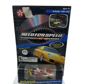 EA Games 1/64 Diecast Collectible Havoline 28 Car Plus Porsche Unleashed Game
