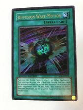 Yu-Gi-Oh! Diffusion Wave-Motion RDS-ENSE1 Near Mint Spell Card Limited Edition