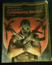 Compendium of Contemporary Weapons by Kevin Siembieda (1993, Paperback)