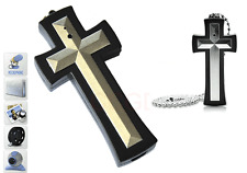 Cross Necklace Spy Surveillance Hidden Video Camera Pin hole Nanny Mini DVR G60