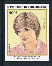 Central Africa 1982 Diana 21st Birthday IMP SG841 MNH