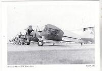 "*Postcard-""Spartan Model 7-W Executives"" /Ramp-Hanger/ @ -Tulsa Ok (#120)"