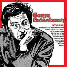 Serge Gainsbourg - Initials B.B. 180G LP REISSUE NEW 4 MEN w/ Brigitte Bardot