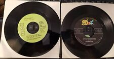 45 rpm records---Lot of 2 early Rockabilly Mac Wiseman RCA 74-0639 Promo & Dot