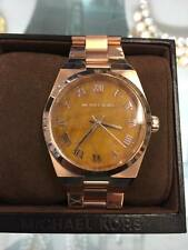Michael Kors 5895 Female Gold Tone Stainless Wrist Watch