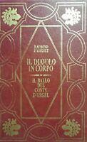 IL DIAVOLO IN CORPO/ IL BALLO DEL CONTE D'ORGEL RADIQUET P12528