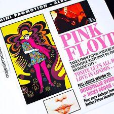 PINK FLOYD MAKE LOVE IN LONDON VINYL LP DAVID HOCKNEY PROMOTION ORIGINAL N.MINT