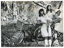 - Photo David Hamilton - BILITIS - Tirage argentique d'époque 1977 -