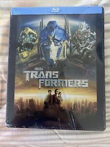 Transformers   *Steelbook* Brand New*   (Blu-ray Disc, 2011)