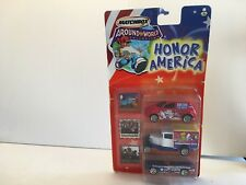 Matchbox Around the World Collection Honor America Boston Tea Party