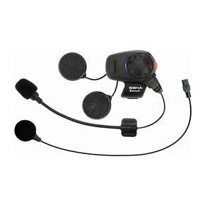 Sena SMH5 Bluetooth Kommunikationssystem Headset Motorrad Helm Sprechanlage 1x