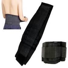 Fascia Lombare busto tutore elastico stecche rinforzo dolori muscolari schiena