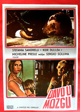 DEVIL IN THE BRAIN 1972 STEFANIA SANDRELLI SERGIO SOLLIMA EXYU MOVIE POSTER