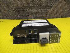 ALLEN BRADLEY CONTROL LOGIX PROCESSOR UNIT 1756-L55/A REV G01 1756-M16/A REV D01