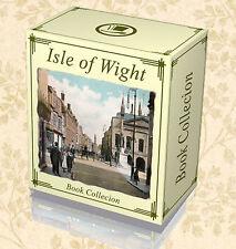 116 Rare Isle of Wight Books on DVD Genealogy History Hampshire Illustrations 55