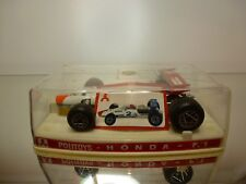 POLITOYS 1:32 -  HONDA FORMULE CAR  -  MARCHAL F4   - GOOD CONDITION IN BOX