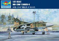 ◆Trumpeter 1/32 03209 MiG-23MF Flogger-B model kit