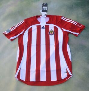 Adidas MLS Chivas USA Soccer Jersey Size M.