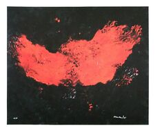 "ARMANDO "" WINGS "" 2014 Hand signed + numbered Ciclee on Canvas Dutch Artist"