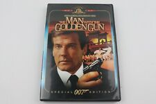 The Man With The Golden Gun Special 007 Edition DVD- Widescreen- Roger Moore