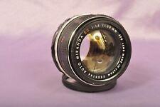 Auto miranda EC 1:1 .4 f = 50mm para miranda espejo reflex SLR 1,4 50 mm