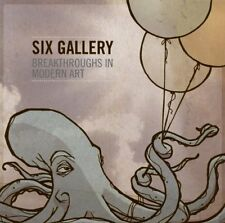 Six Gallery - Breakthroughs in Modern Art (2010)  CD  NEW/SEALED  SPEEDYPOST