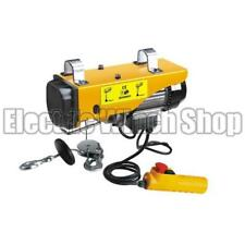 Warrior Power Products 250kg 240v Electric Hoist