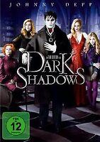 Dark Shadows von Tim Burton   DVD   Zustand gut