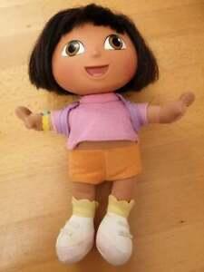 Vintage Dora The Explorer Doll Fisher- Price 2001 Nickelodeon Mattel USA