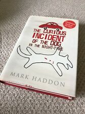 The Curious Incident of the Dog in the Night-time by Mark Haddon (Hardback, 200…