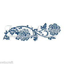 Tattered Lace Cutting Dies PARADISE BORDER D666  Stephanie Weightman REDUCED