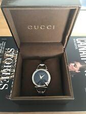 Ladies Silver Gucci Chiodo Watch 122.5