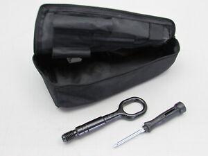 5G0601705 8K0805615 Werkzeugtasche Bordwerkzeug Abschleppöse VW Golf Sportsvan