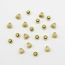 20pcs Brass Misting Nozzles fog nozzle spray nozzle for Cooling System 0.02""
