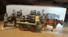 Dept 56 New England Village 1996 A New Potbellied Stove For Christmas 56593