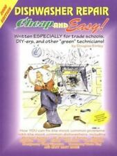 Cheap and Easy Dishwasher Repair: 2000 Edition-ExLibrary