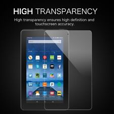 2pcs for Amazon Kindle Fire HD 8 Inch 2016 Gorilla Glass Screen Protector US