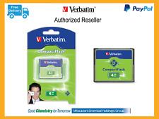 Verbatim Compact Flash Camera Card CF 4gb P/N 95188