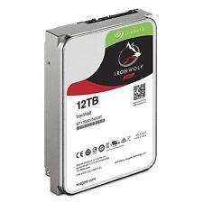 Seagate IronWolf NAS HDD 12TB, SATA 6Gb/s (ST12000VN0007) oem