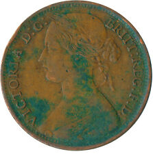 More details for 1861 one penny of queen victoria / high grade   #aug88